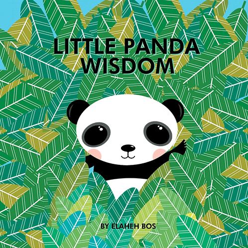 Little panda wisdom