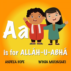 A is for Alláh-u-Abhá