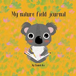 Koala---Nature-field-journal-1---front-c