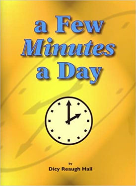 A Few Minutes a Day