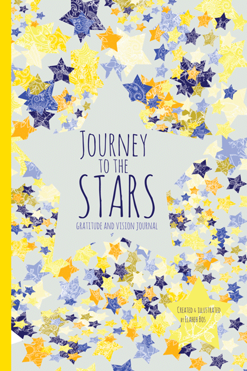 Journey to the Stars: Gratitude and Vision Journal