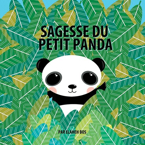Sagesse du petit panda