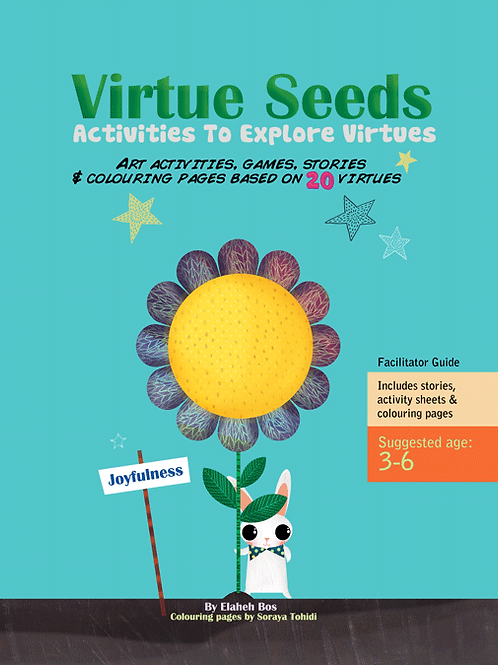 Virtue Seeds - Ages 3-6: Activities To Explore Virtues