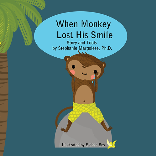 When Monkey Lost His Smile