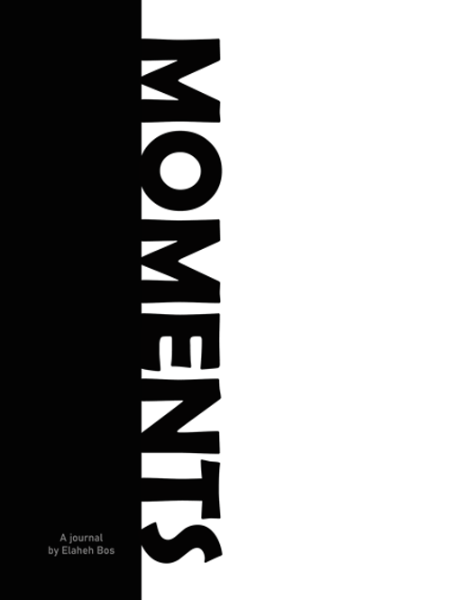 Moments: Journal for teens