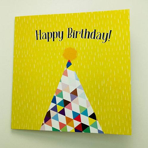 Greeting Card - Happy Birthday!