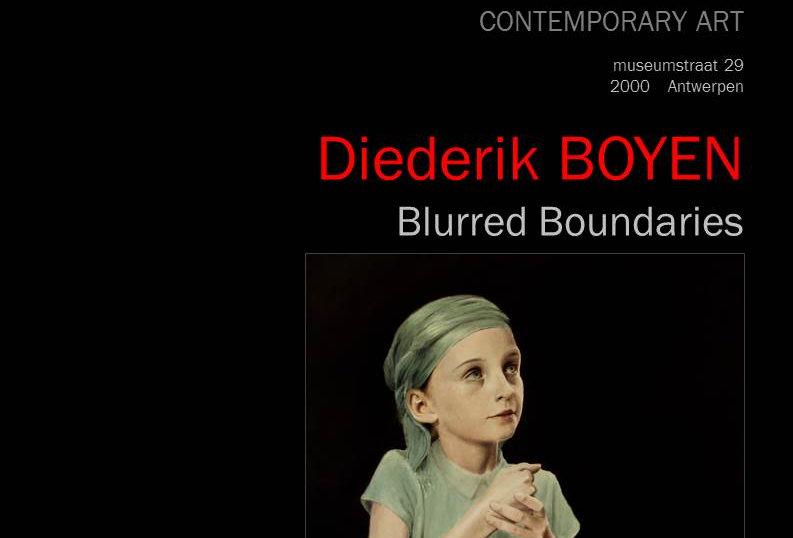 Diederik Boyen - Blurred Boundaries (EN) - 2013