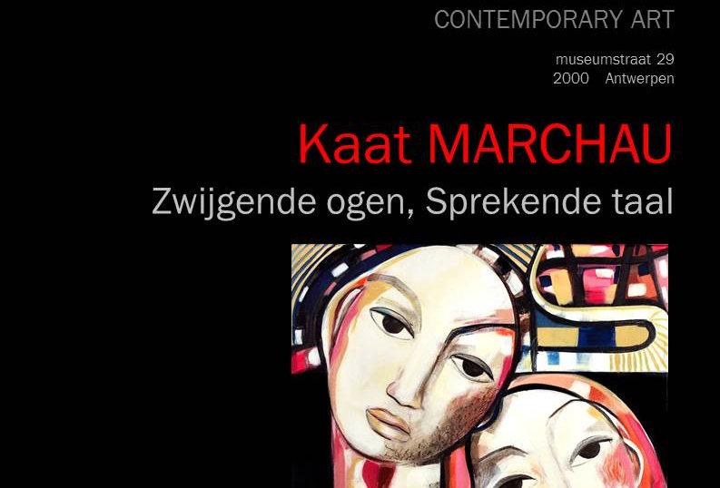 Kaat Marchau - Zwijgende ogen, Sprekende taal