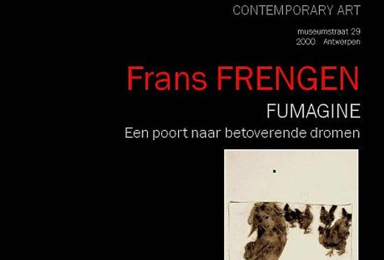 Frans Frengen - Fumagine, poort naar betoverende dromen
