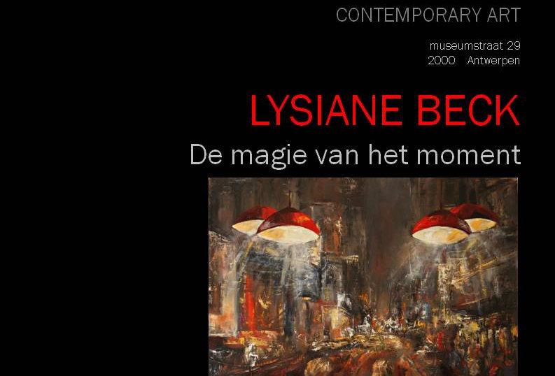 Patricia Lysiane Beck - De magie van het moment - 2012