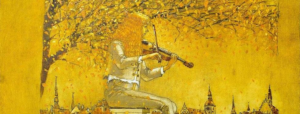 """Golden Melody""    (Cat N° 5475)"