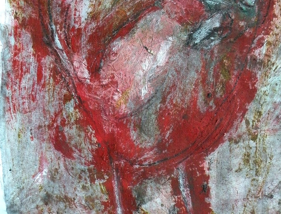 Little red rooster  (Cat. N° 7226)