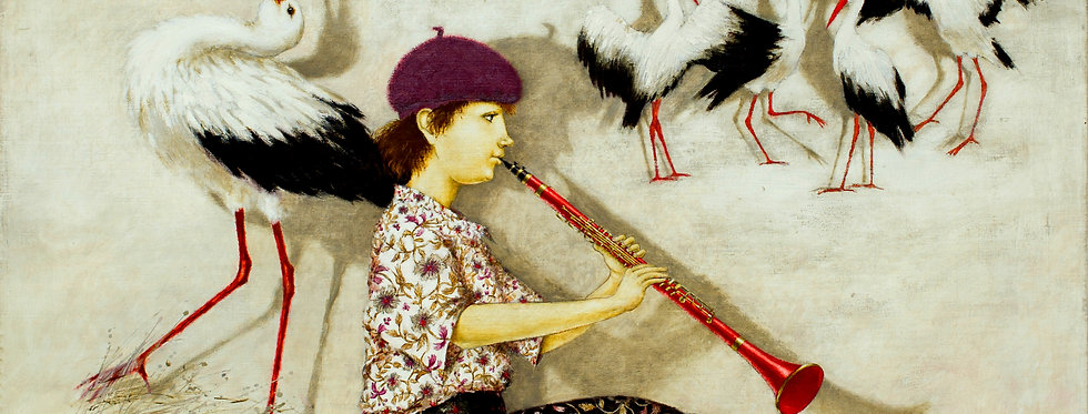 """Klarnete"" (clarinette)    (Cat N° 5451)"