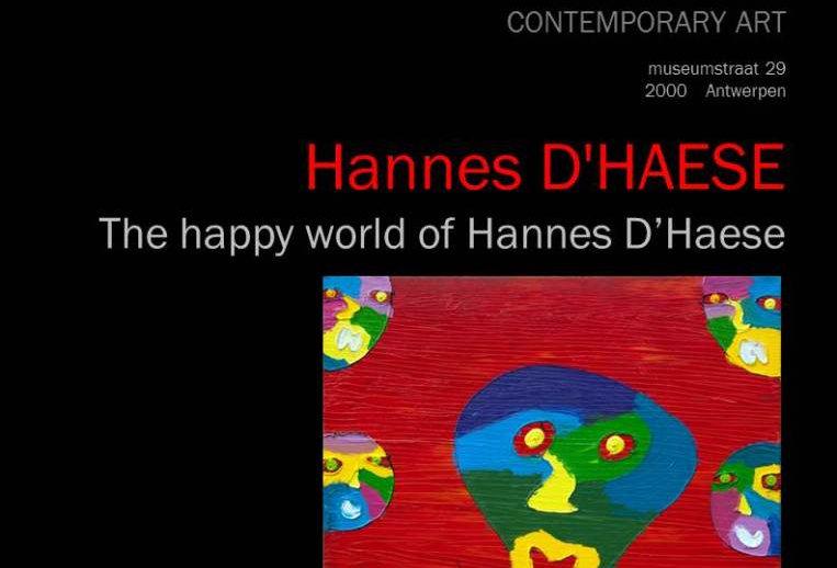 Hannes D'Haese - The happy world of Hannes D'Haese
