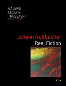 Cover Johann Nussbaecher - Real Fiction.
