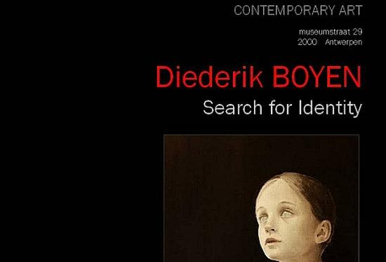 Diederik Boyen - Search for Identity - 2011