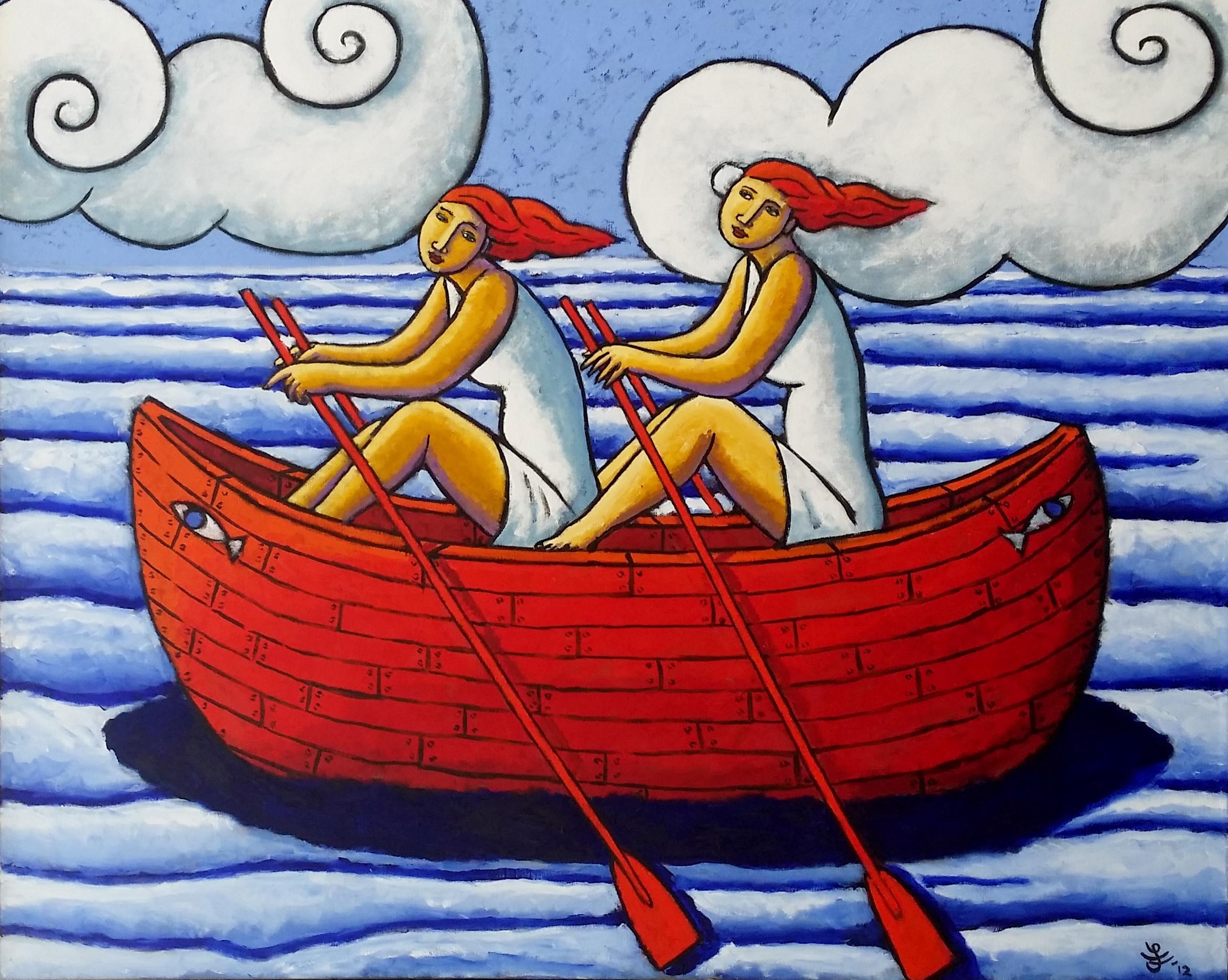 The Greek boat