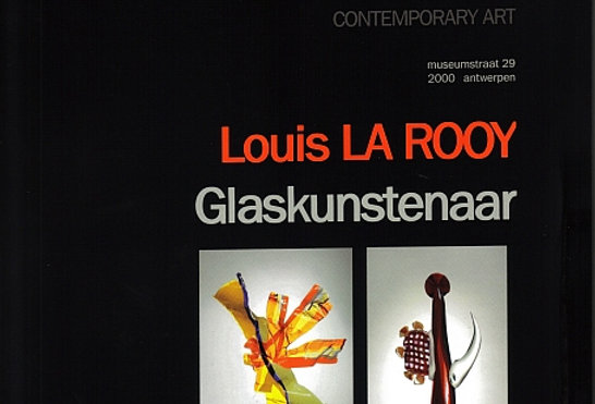 Louis La Rooy - Glaskunstenaar
