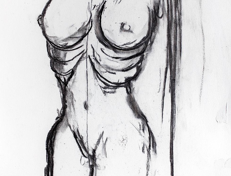 Buste de femme    (Cat N° 6152)