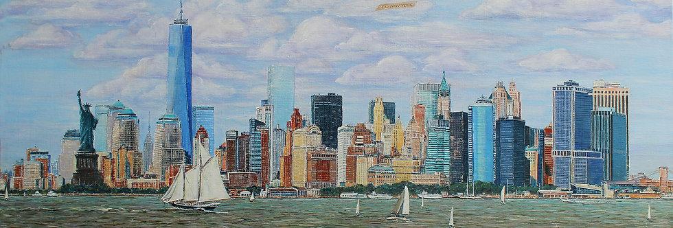 New York City    (Cat N° 5217)