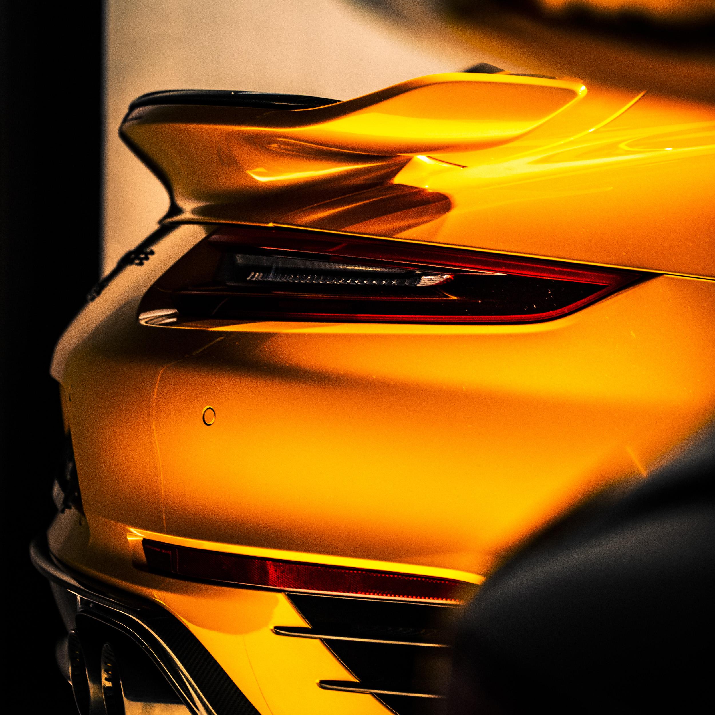 Back Porsche    (Cat N° 7187)
