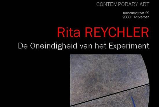 Rita Reychler - De Oneindigheid van het Experiment
