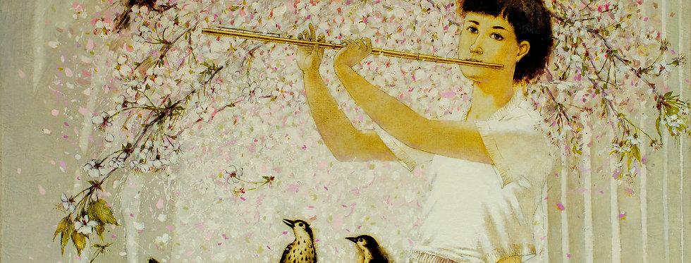 """Melodija Flautai"" (flute tune)    (Cat N° 5452)"