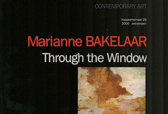 Marianne Bakelaar - Through the Window - 2009
