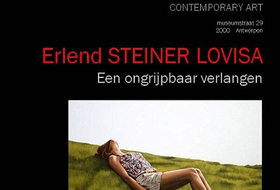 Erlend Steiner Lovisa - Een ongrijpbaar verlangen