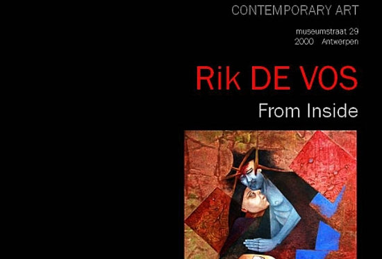 Rik De Vos - From Inside