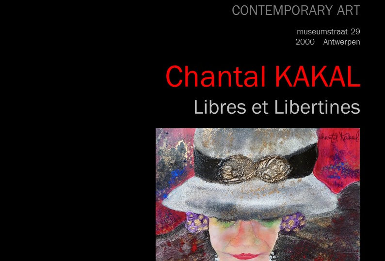 Chantal Kakal - Libres et Libertines