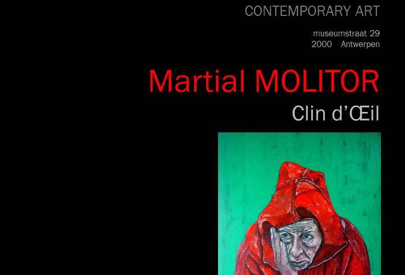 Martial Molitor - Clin d'Œil