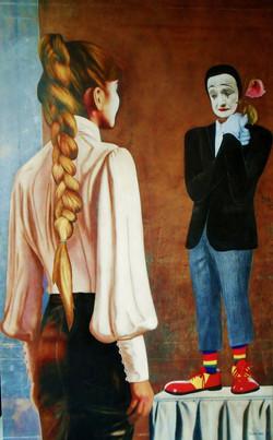 L'artiste est triste    (Cat N° 7201)