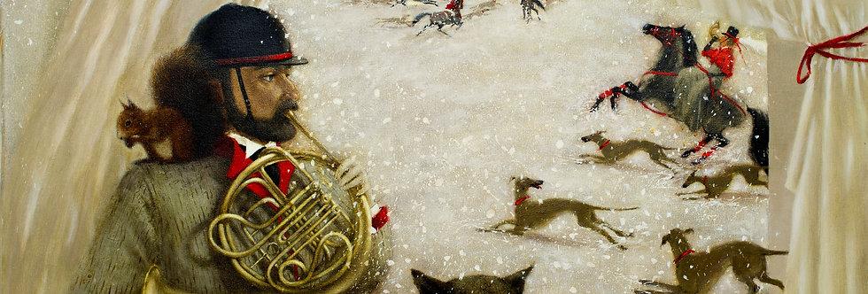 """""""Mezrags"""" (French horn-series music)    (Cat N° 5462)"""