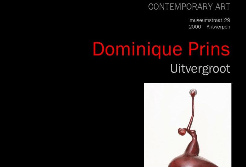 Dominique Prins - Uitvergroot - 2016