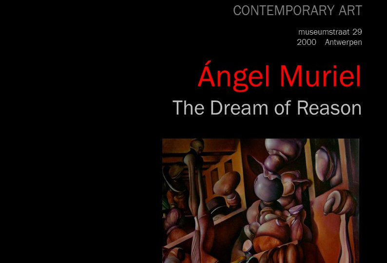 Agel Muriel - The Dream of Reason - 2016