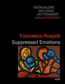 Cover Francesco Ruspoli - Suppressed Emo
