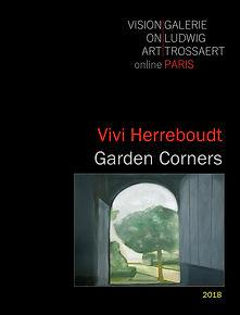Cover Vivi Herreboudt - Garden Corners -