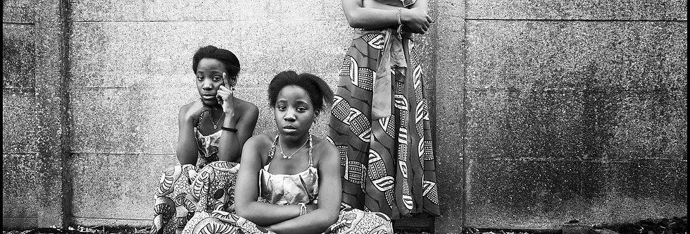 The Mahanzi Sisters I  (Cat. N° 7093)