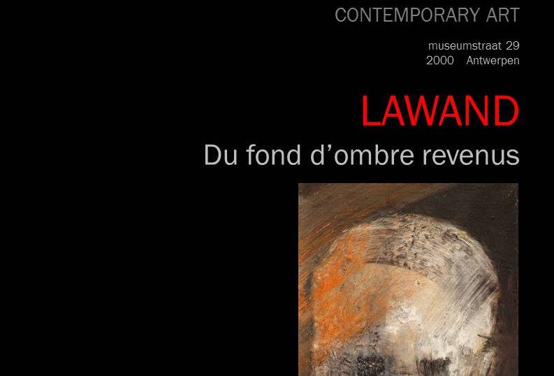Lawand - Du fond d'ombre revenus - 2013