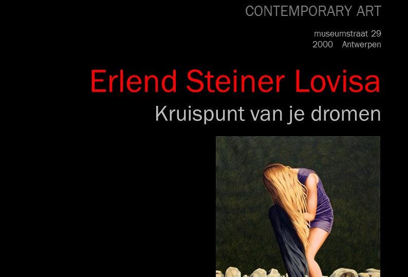 Erlend Steiner Lovisa - Kruispunt van je dromen - 2015