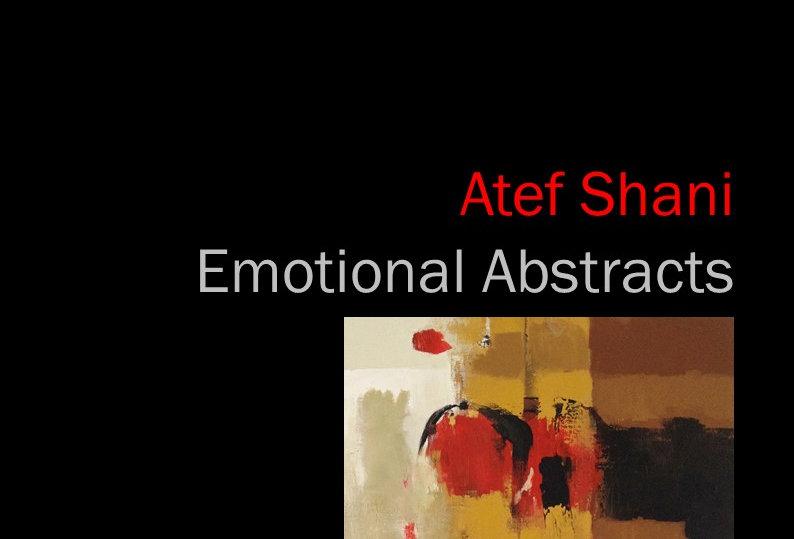 Atef Shina - Emotional Abstract