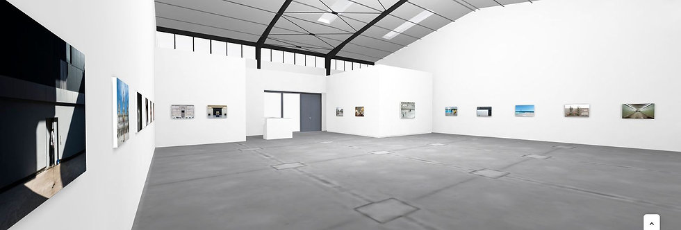 EXHIBITION at GALERIE LUDWIG TROSSAERT (online NEW YORK)