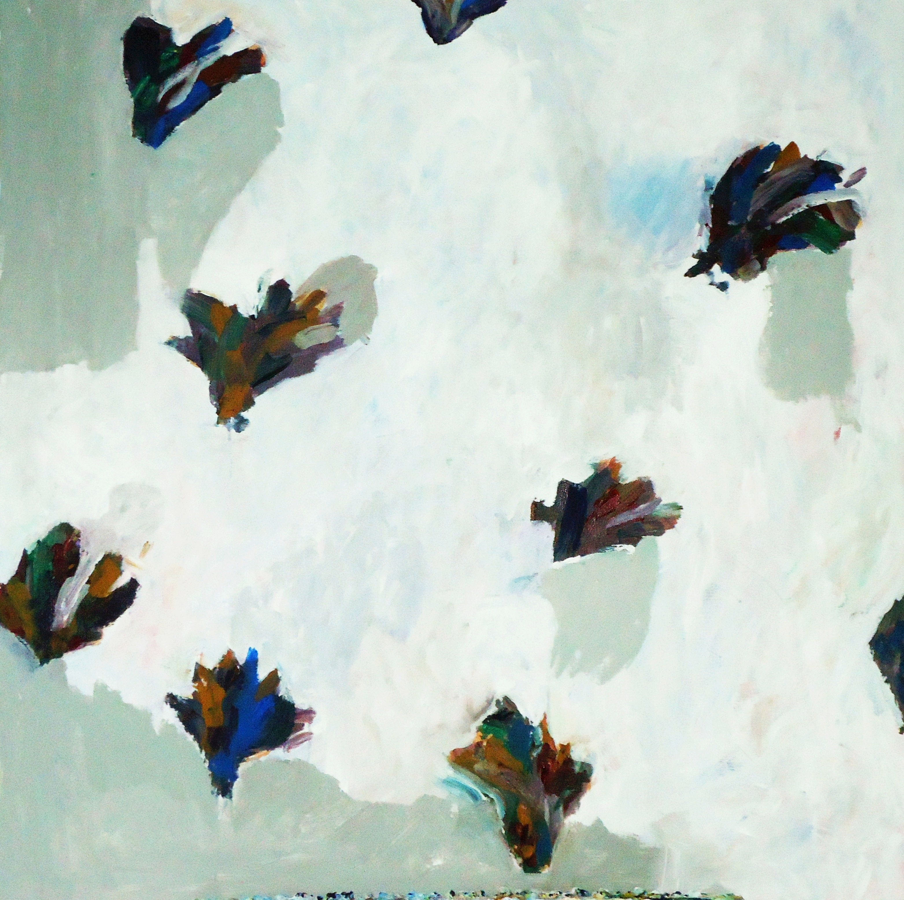 When birds are flowers    (Cat N° 7041)