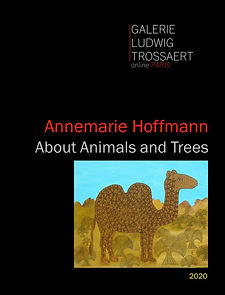 Cover Annemarie Hoffmann - About Animals