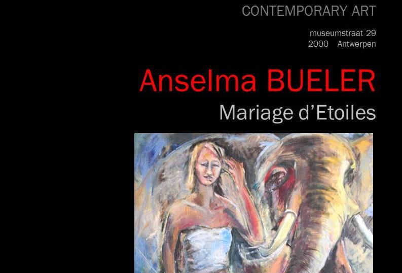 Anselma Büeler - Mariage d'Etoiles - 2015