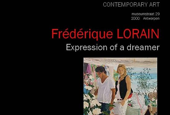 Frédérique Lorain - Expression of a dreamer