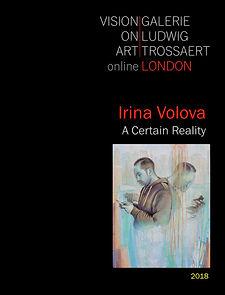 Cover Irina Volova - A certain reality -