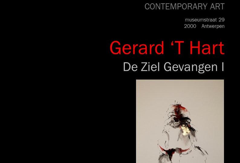 Gerard 'T Hart - De Ziel Gevangen I - 2016