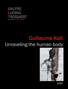 Cover Guillaume Kalt - Unraveling the hu